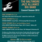 FREE BJA BIG-BAND CONCERTS IN SEPTEMBER