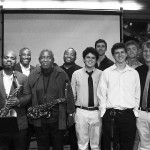 GRUBBS AND SHAW AT ANNUAL COLTRANE CELEBRATION