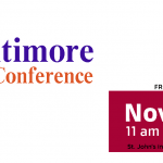 Baltimore Jazz Conference, Nov. 9 2019