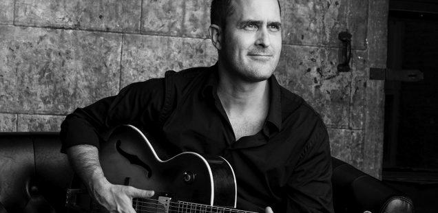 Guitarist Jonathan Kreisberg
