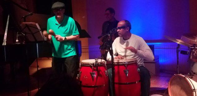 René Ibañez and Eddie Santiago