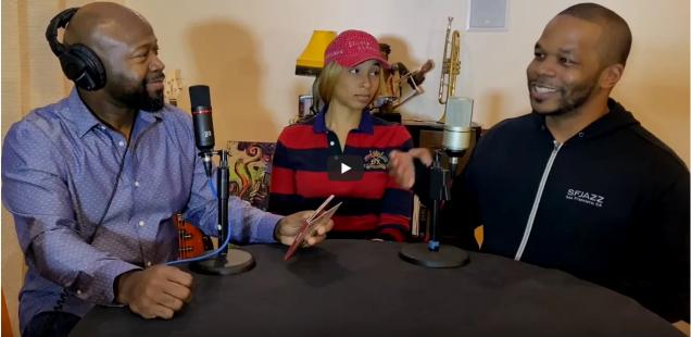 Video: Bassman interview with Warren Wolf