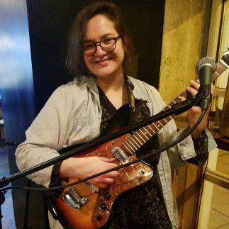 CHRISTIE MACDONALD: MUSICIAN, TEACHER, AND COMMUNITY VOLUNTEER
