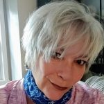 BJA member Sue Carlin – loyal fan and friend of local artists